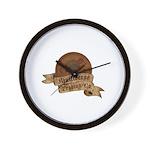 MTC Logo Wall Clock