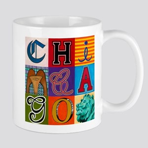 Chicago Sculptures Mugs