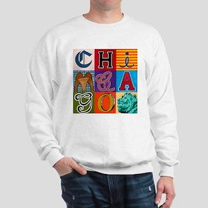 Chicago Sculptures Sweatshirt