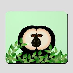 Saki Monkey Mousepad