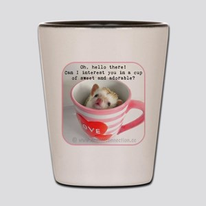 Cup of sweet and adorable Shot Glass