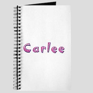 Carlee Pink Giraffe Journal