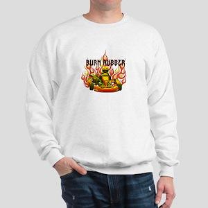 Burn Rubber Sweatshirt