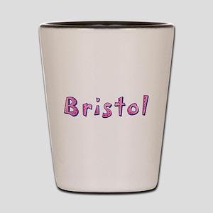 Bristol Pink Giraffe Shot Glass
