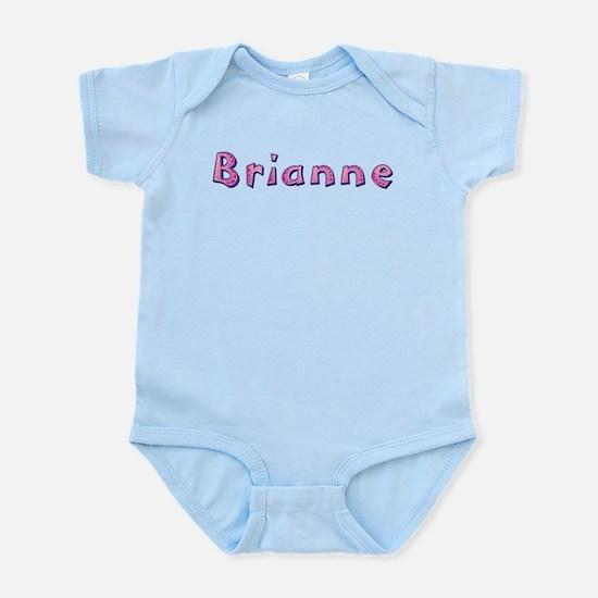 Brianne Pink Giraffe Body Suit