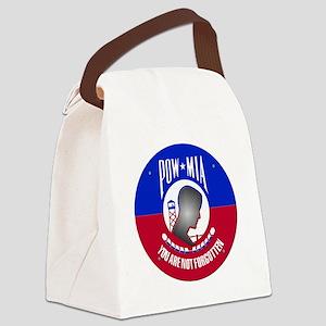 POW-MIA #1 Canvas Lunch Bag