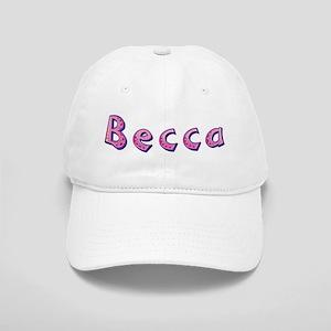 Becca Pink Giraffe Baseball Cap