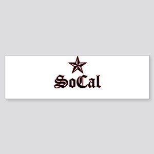 socal_005 Bumper Sticker