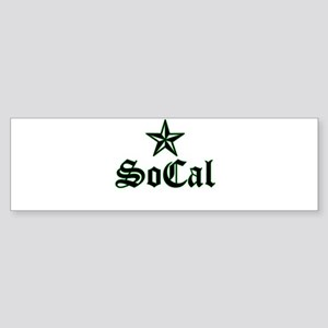 socal_003 Bumper Sticker