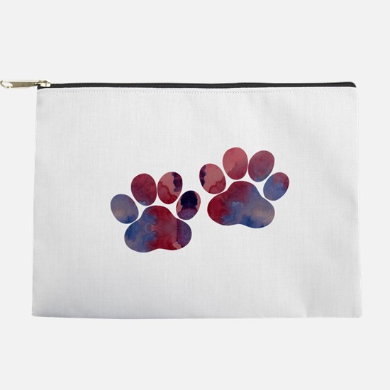 Dog paws Makeup Pouch
