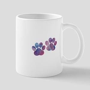 Dog paws Mugs