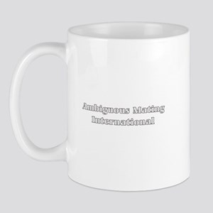 ambiguous mating Mug