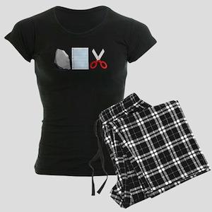 Rock Paper Scissors Pajamas