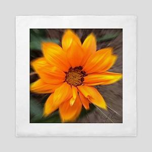 Oranges Sunshine Queen Duvet
