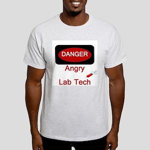Danger Angry Lab Tech Light T-Shirt