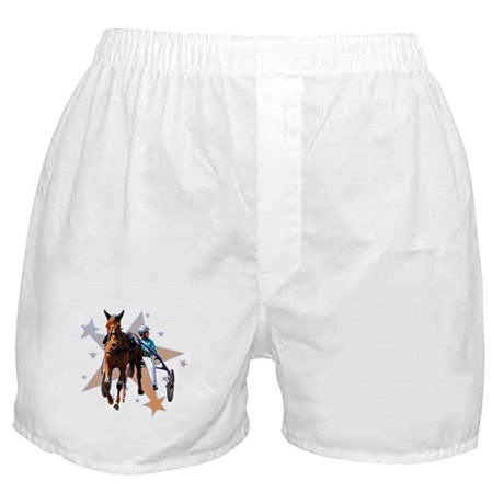 Harness Star Boxer Shorts