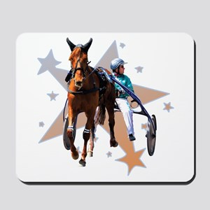 Harness Star Mousepad