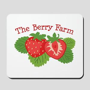 The Berry Farm Mousepad