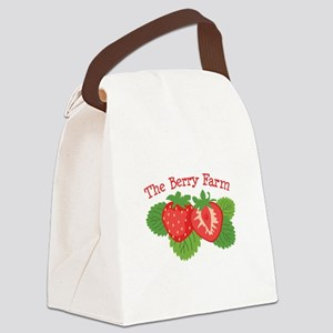 The Berry Farm Canvas Lunch Bag