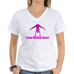 Gymnastics T-Shirt - Bars