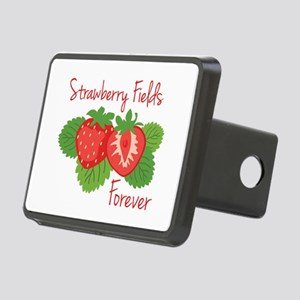 Strawberry Fields Forever Hitch Cover