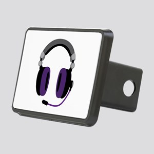 Video Gamer Headset Hitch Cover