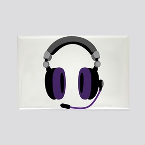 Video Gamer Headset Magnets