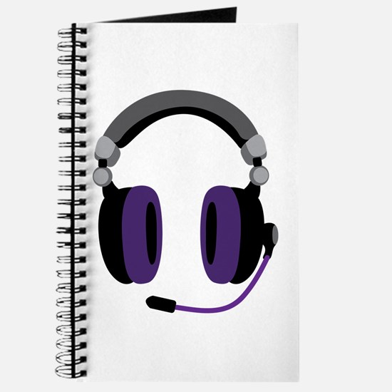 Video Gamer Headset Journal