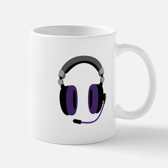 Video Gamer Headset Mugs