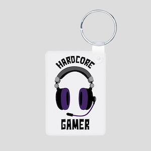 Hardcore Gamer Keychains