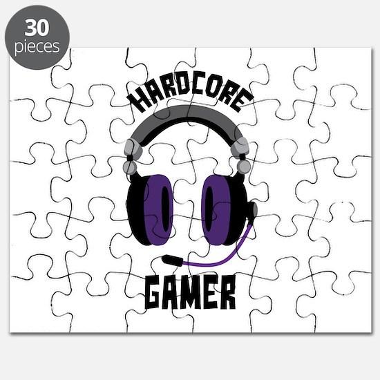 Hardcore Gamer Puzzle