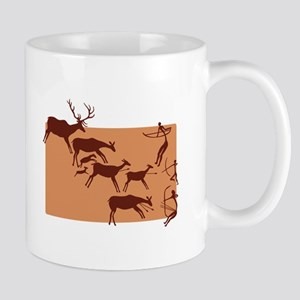 Cave Painting Mugs