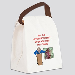 MEDSCHOOL Canvas Lunch Bag