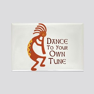 DANCE TO YOUR OWN TUNE Magnets
