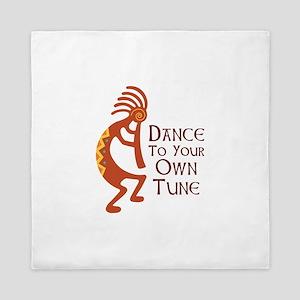 DANCE TO YOUR OWN TUNE Queen Duvet
