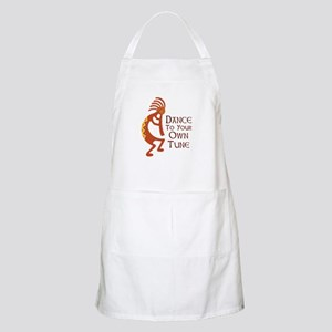 DANCE TO YOUR OWN TUNE Apron