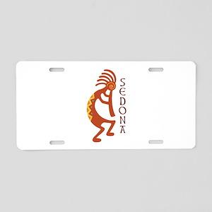 SEDONA Aluminum License Plate
