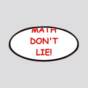 math Patches
