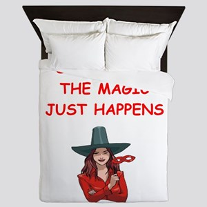 magic Queen Duvet