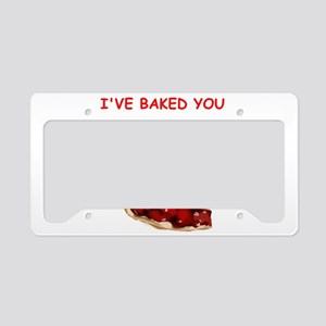 pity party License Plate Holder