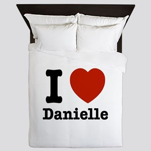 I love Danielle Queen Duvet