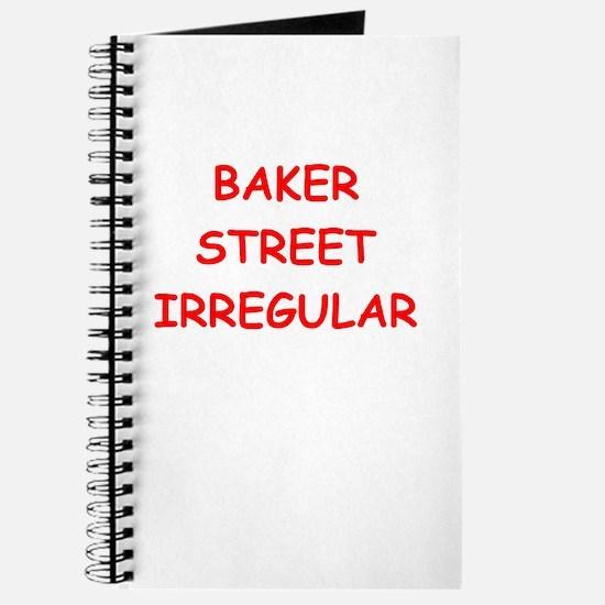 BAKER street Journal