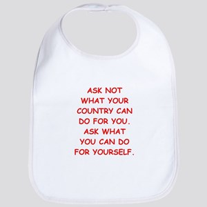 self inprovement Bib