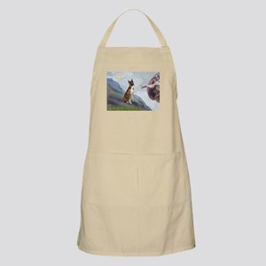 Creation...& Brindle Apron