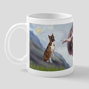 Creation...& Brindle Mug