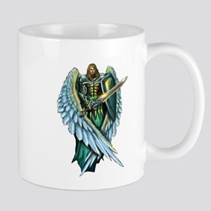 Archangel Michael Mugs
