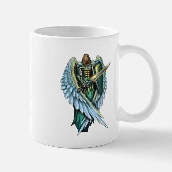 Archangel Michael Mugs
