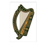 Ireland Coat Of Postcards (Package Of 8)