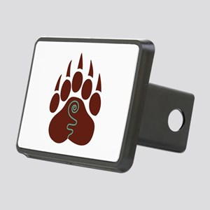 Native American Bear Claw Hitch Cover