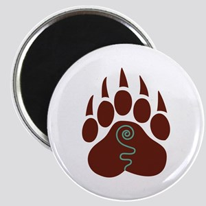 Native American Bear Claw Magnets